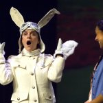 "Geordie Productions ""Alice in Wonderland"""