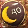 Limited Edition 40th Anniversary Cookies - 12 mini-sized cookies